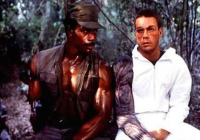 Did You Know Van Damme Played The Original Predator 2