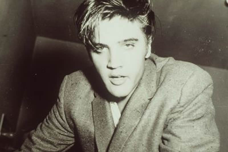 Elvis - 10 Random Interesting Facts You Probably Never Kew