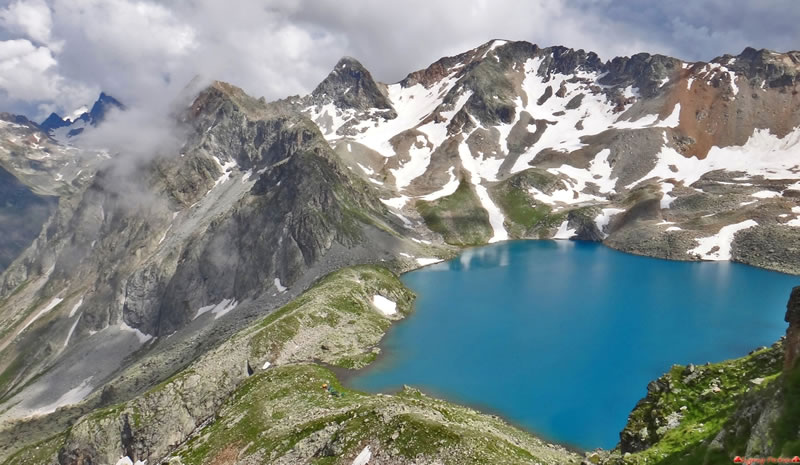 Karachay World's Most Dangerous Lakes
