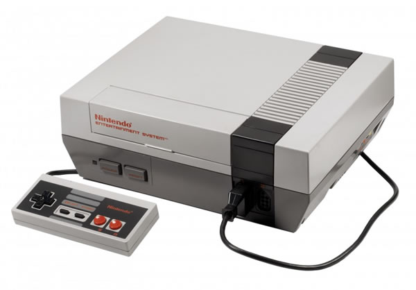 Ten 80s Toys That Sold For Mega Bucks - NES Console