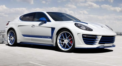 Porsche Panamera Stingray Kit Goes From Fugly To Stunning