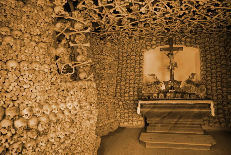Skull Chapel Haunted Places