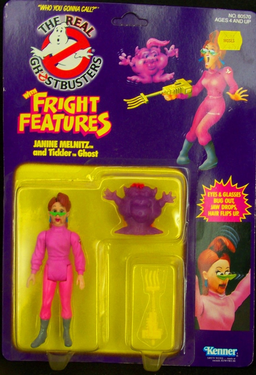 Ten 80s Toys That Sold For Mega Bucks - The Real Ghostbusters