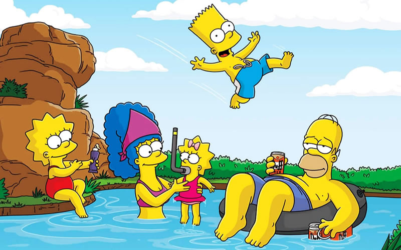 The Simpsons - 10 Random Interesting Facts You Probably Never Kew