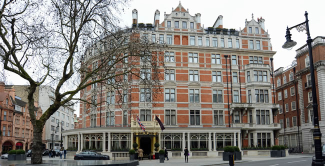 The Connaught Hotel London 24 000 Per Night Top 10 Most Expensive Hotels