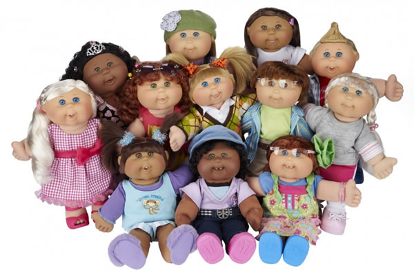 Ten 80s Toys That Sold For Mega Bucks - cabbage patch kid