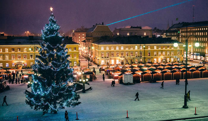 10 Cities To Visit For A Guaranteed White Christmas 2