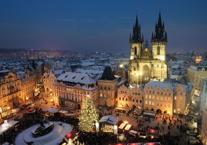 10 Cities To Visit For A Guaranteed White Christmas 8