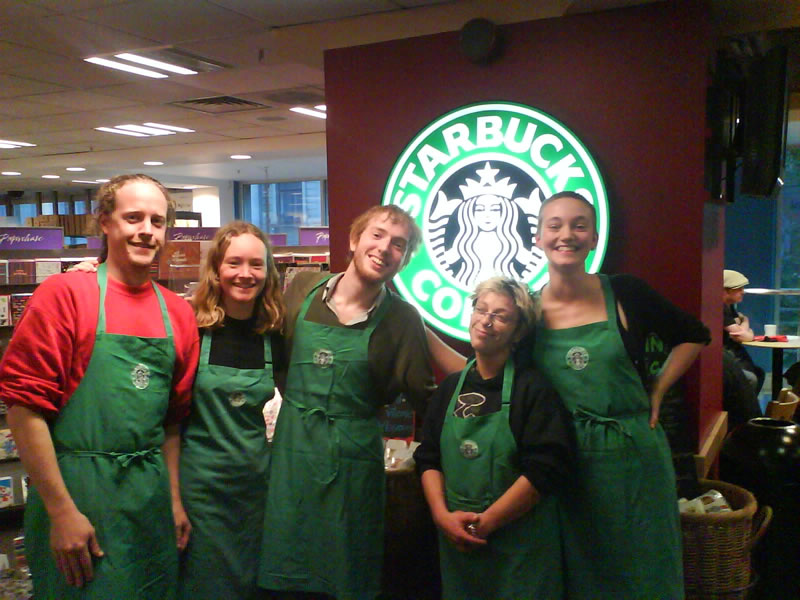 10 Facts You Probably Didn't Know About Starbucks 7