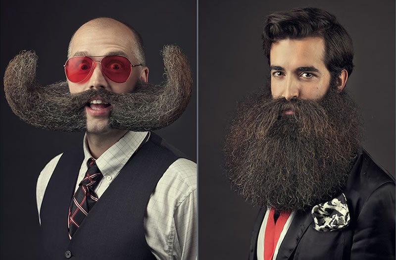 30 Craziest Beard And Moustache Championship Entries 2014 (1)