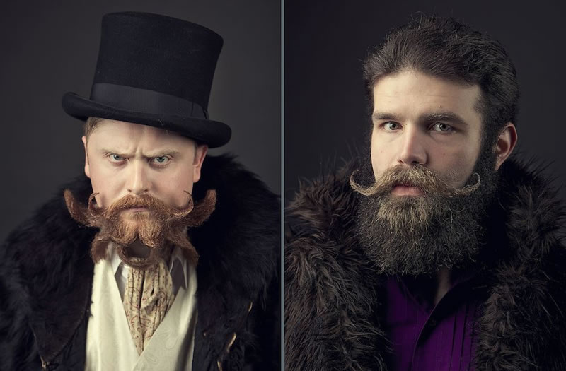30 Craziest Beard And Moustache Championship Entries 2014 (2)