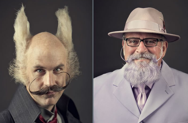 30 Craziest Beard And Moustache Championship Entries 2014 (6)