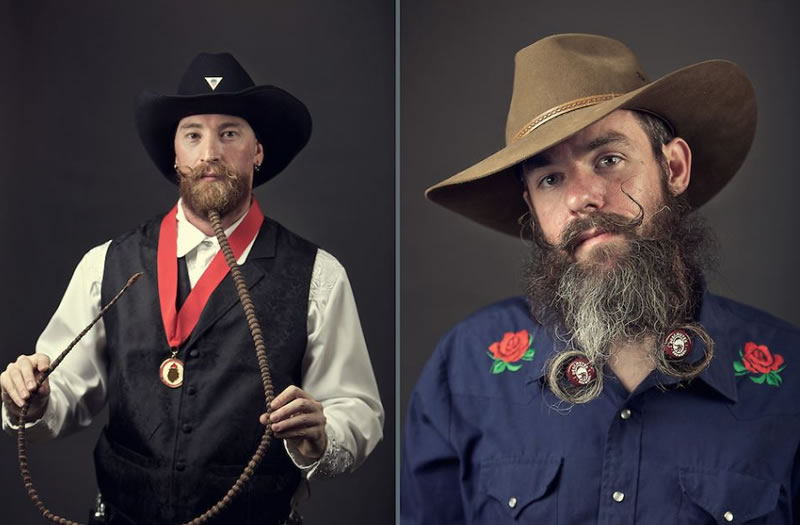 30 Craziest Beard And Moustache Championship Entries 2014 (7)