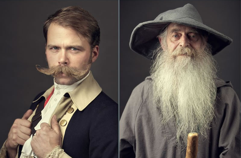 30 Craziest Beard And Moustache Championship Entries 2014 (8)