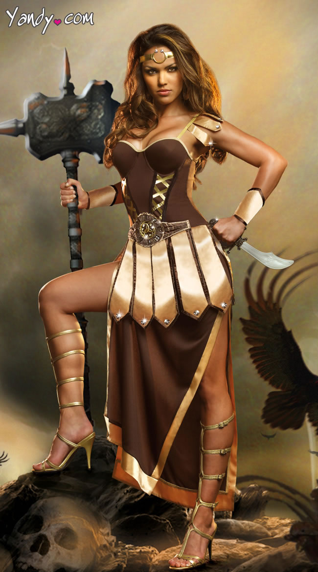 5 Remember The Trojans Costume - Sexy Halloween Costume Ideas