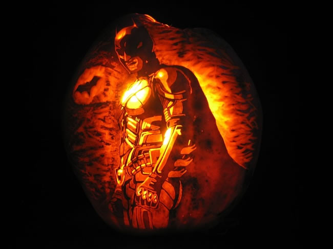 Amazing And Spooky Pumpkin Carvings (10)