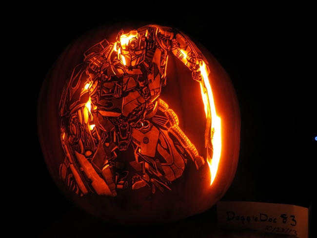 Amazing And Spooky Pumpkin Carvings (13)