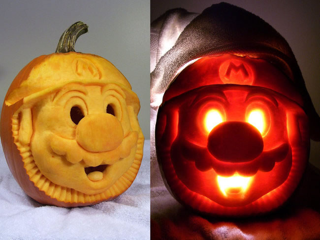 Amazing And Spooky Pumpkin Carvings (17)