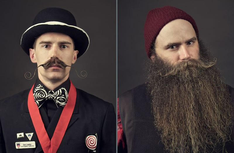 Beard And Moustache Championship Entries 2014 (1)