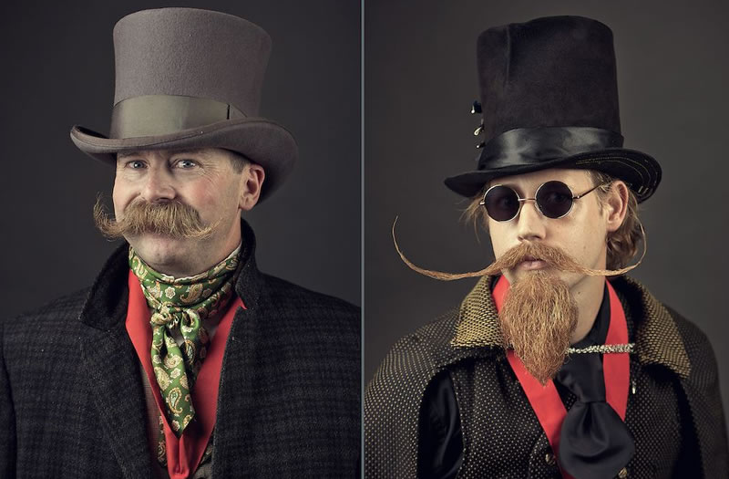 Beard And Moustache Championship Entries 2014 (6)
