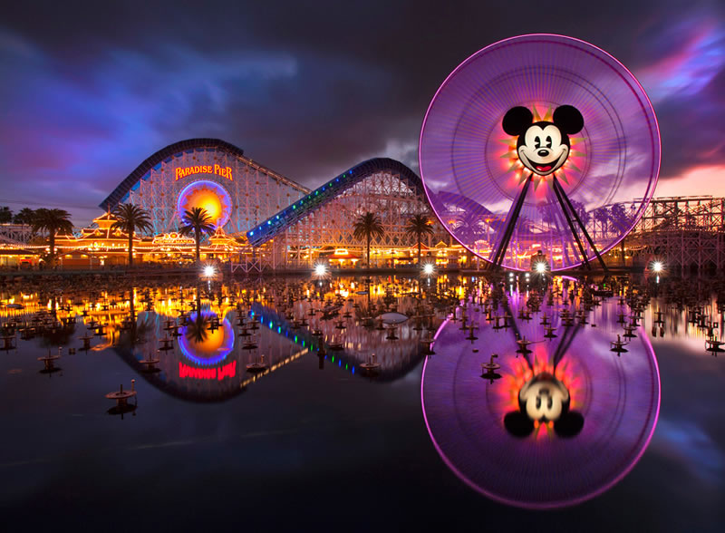 Disney California Adventure - Most Visited Amusement Parks In The World