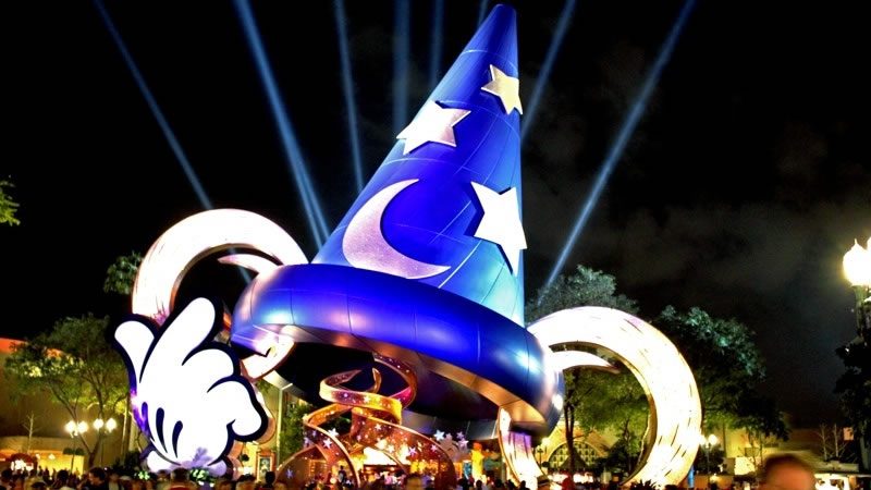 Disney's Hollywood Studios - Most Visited Amusement Parks In The World