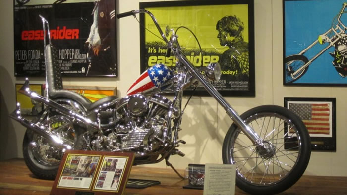 Easy Rider Chopper Becomes Most Expensive Motorcycle Ever 1