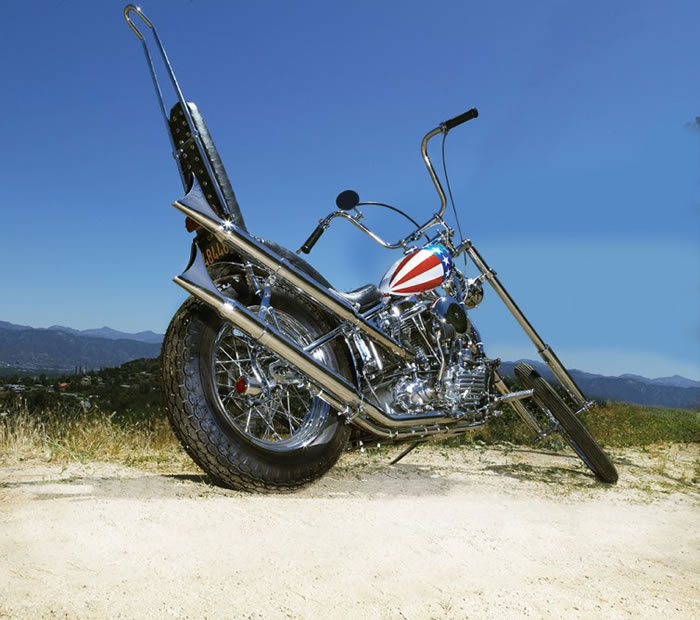 Easy Rider Chopper Becomes Most Expensive Motorcycle Ever 2
