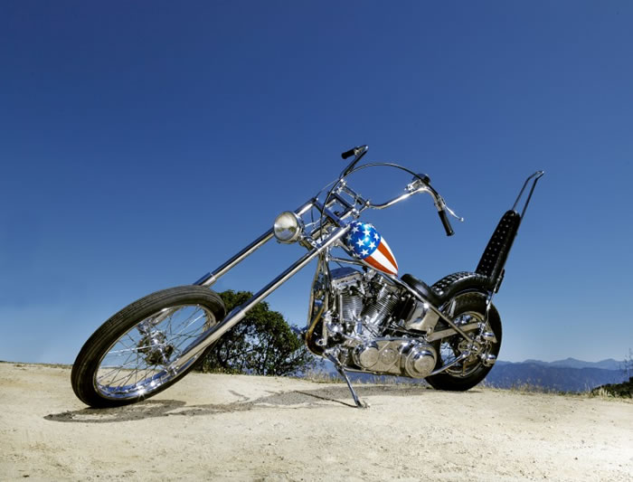Easy Rider Chopper Becomes Most Expensive Motorcycle Ever