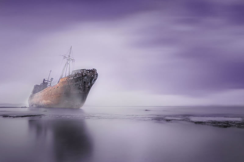 End Of The Line Ghostly Abandoned Ships Photos (4)
