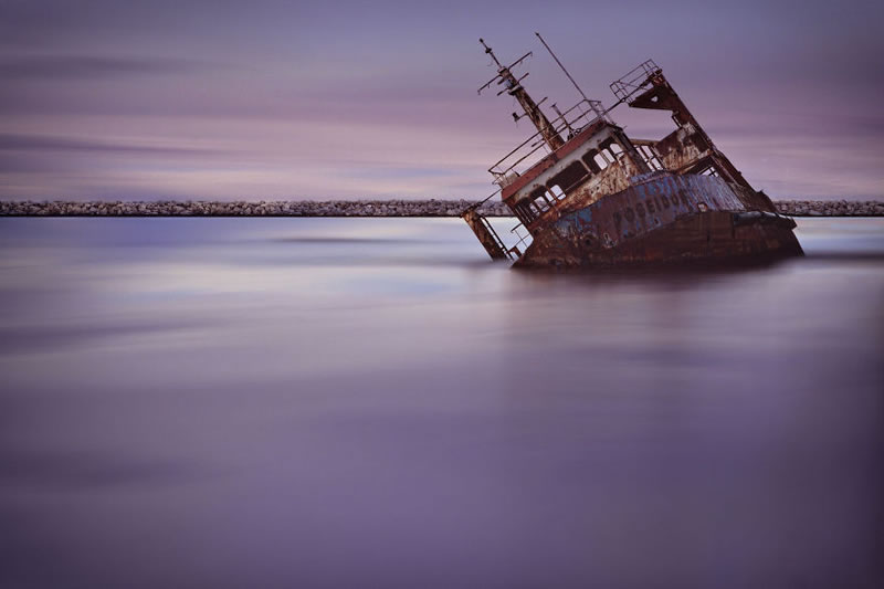 End Of The Line Ghostly Abandoned Ships Photos (6)