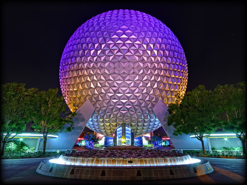 Epcot - Most Visited Amusement Parks In The World