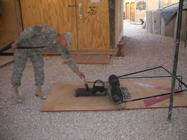 Funny Military Pictures - What We Do On Our Day Of (4)