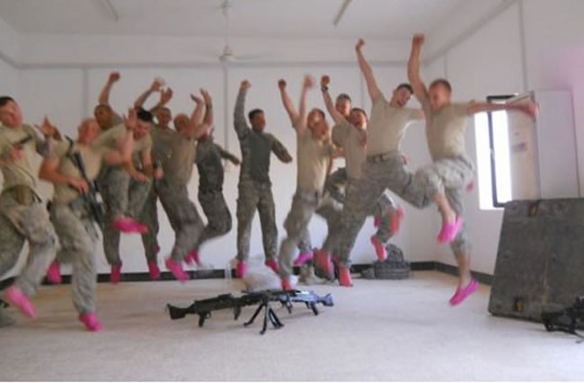 Funny Military Pictures - What We Do On Our Day Of (6)