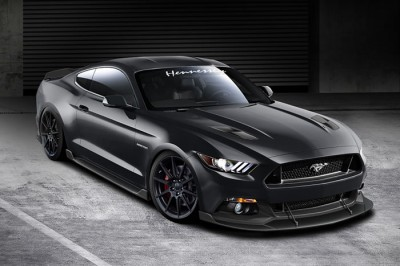 Hennessey Turns New Ford Mustang Into A Muscle Monster