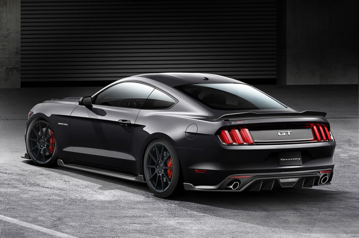 Hennessey Turns New Ford Mustang Into A Muscle Monster 2