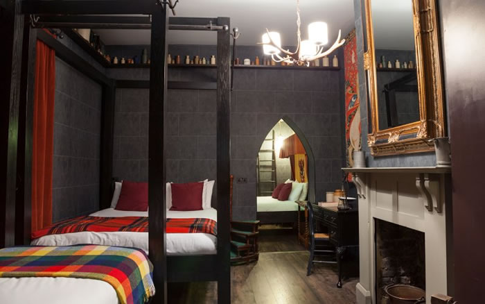 London Hotel Lets You Spend A Night At Hogwarts School 2