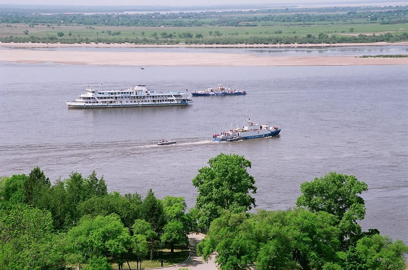 amur - Longest Rivers In The World