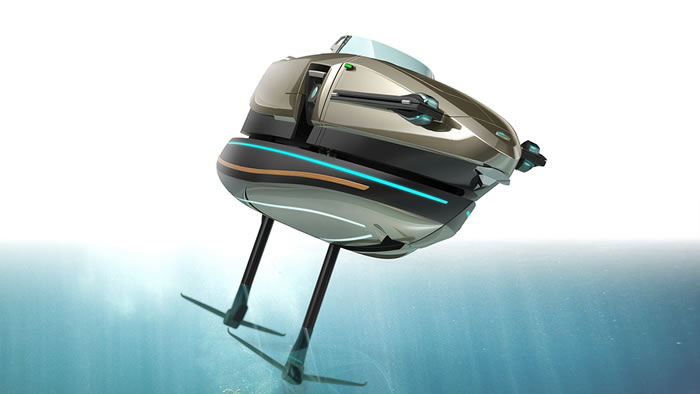 awesome luxury boat is a floating transformer that you'd love to own 2