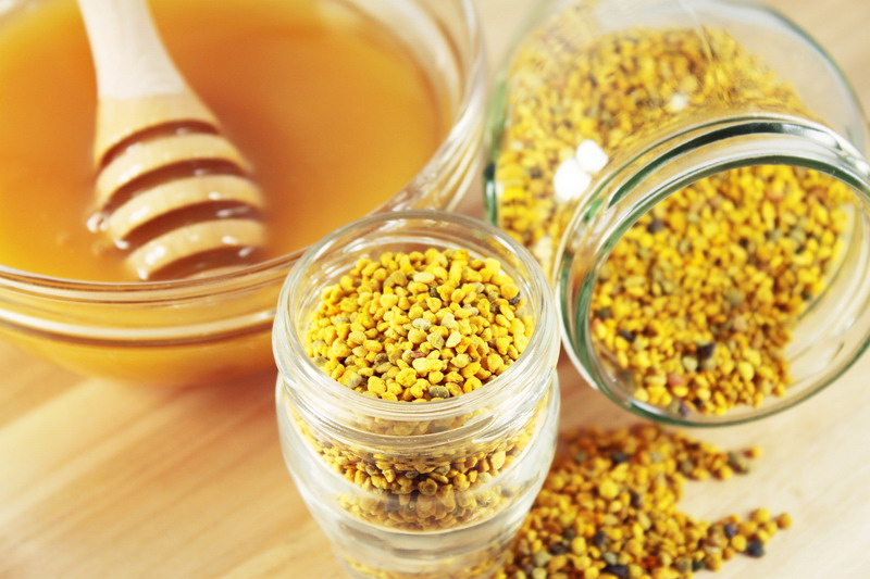 bee pollen and honey - Tips For A Longer Life