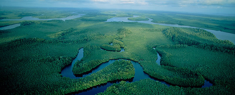 congo - Longest Rivers In The World