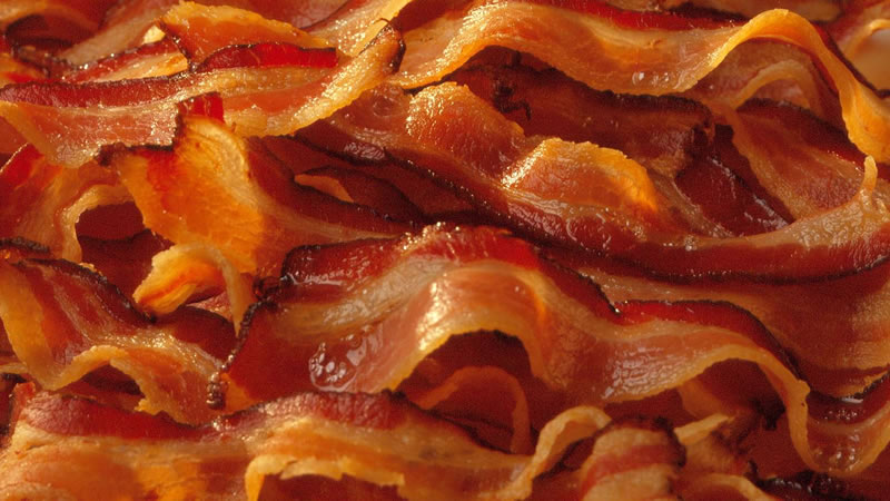 eat bacon - Tips For A Longer Life