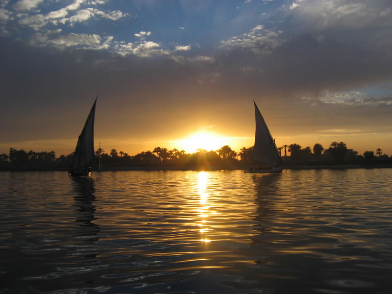 nile - Longest Rivers In The World