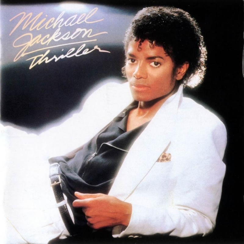 1 thriller - Top 10 Selling Music Albums Of All Time