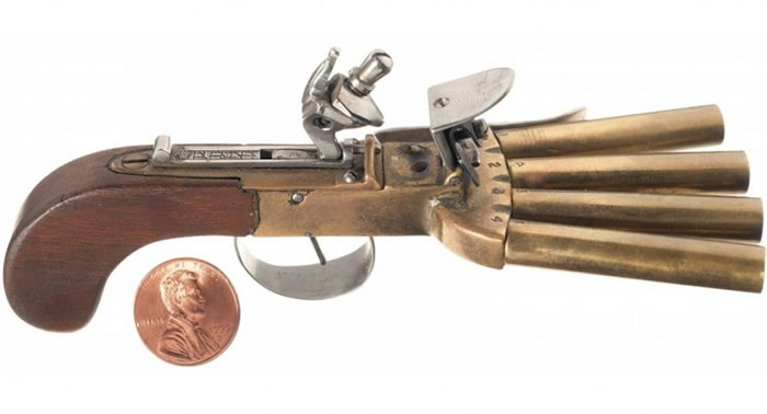 10 Crazy Weapons That Were Actually Used In Combat 8