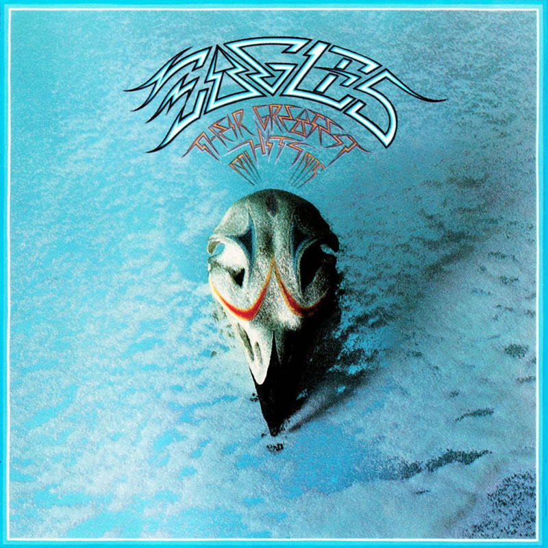 4 the eagles their greates hits - Top 10 Selling Music Albums Of All Time