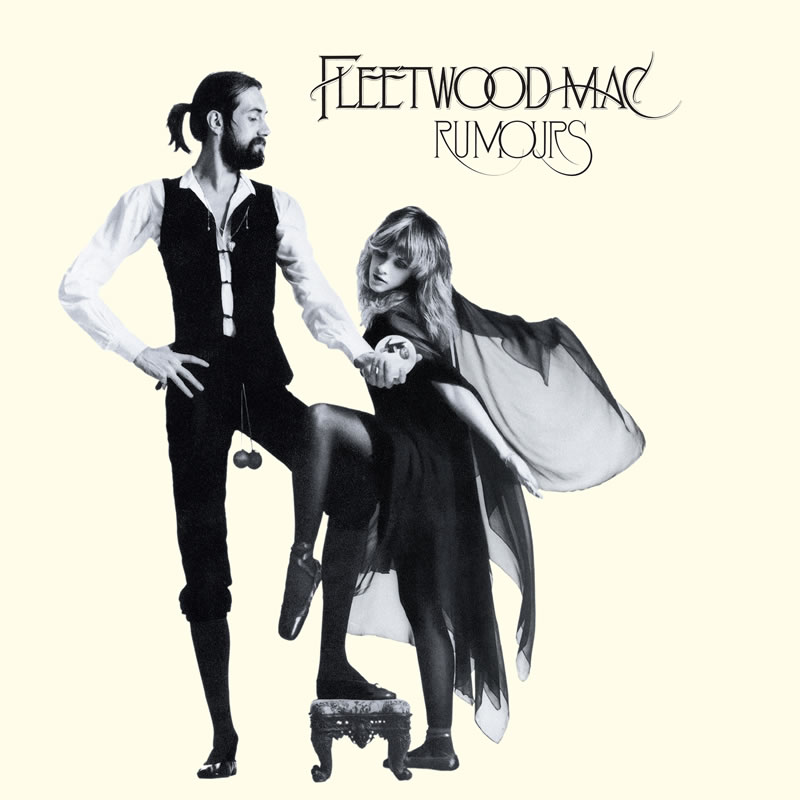 7 fleetwood mac rumours - Top 10 Selling Music Albums Of All Time