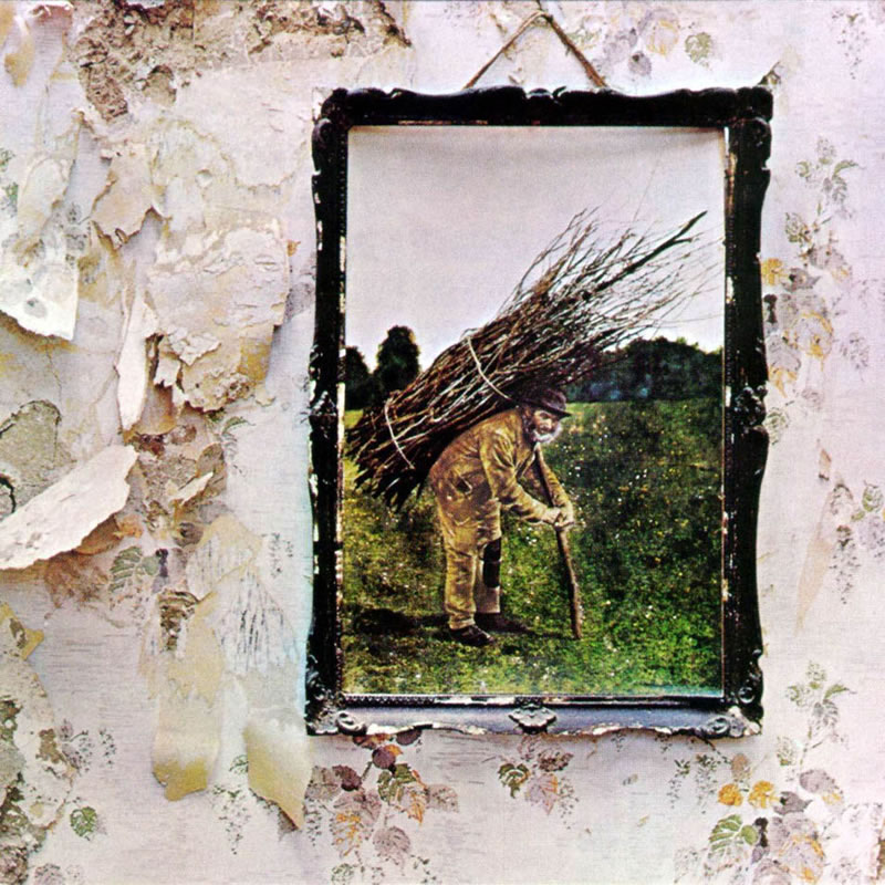9 led zeppelin iv - Top 10 Selling Music Albums Of All Time