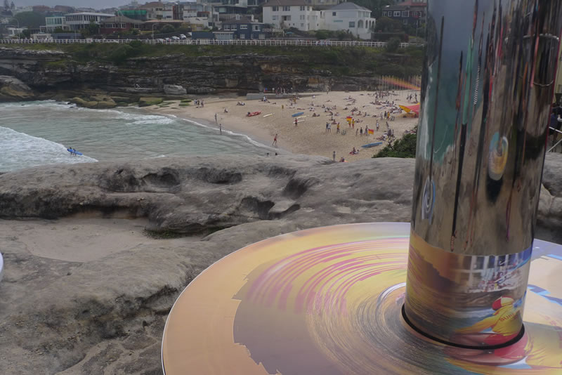Giant Abstract Sculptures Take Over Bondi Beach (5)