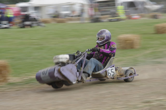 lawnmower racing - Weird Sports You Probably Never New Existed